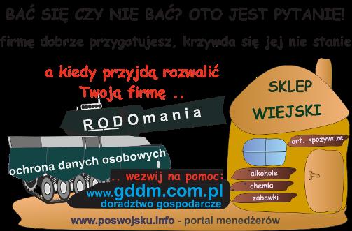 poswojsku.info bezpłatne szkolenia i porady RODO on-line
